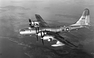 2nd Bomb Wing - Boeing B-50D Superfortress