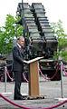 Bogdan Klich in front of a PATRIOT launcher.jpg