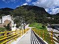 Bogotá, zona sur del Bosque Izquierdo, calle 26 carrera 4.JPG