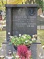 Bolesław Strawa - Stanisława Strawa - Cmentarz Wojskowy na Powązkach (234).JPG