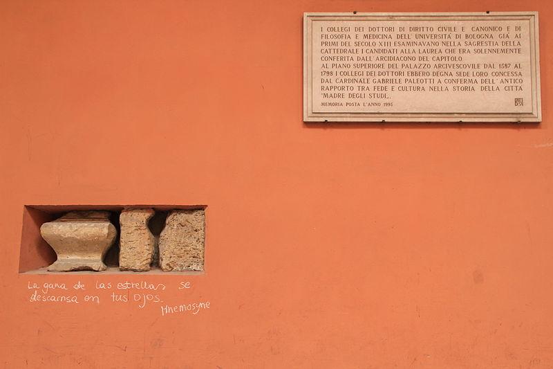 File:Bologna Arcade detail.JPG