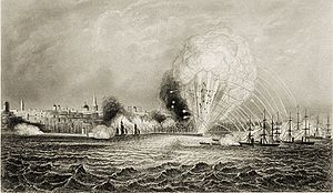 Bombardment of Odessa - Image: Bombardment of Odessa