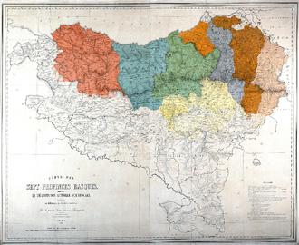 Louis Lucien Bonaparte - Image: Bonaparte Euskara