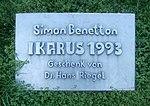 Bonn Ikarus 1993 Bodenplatte.jpg