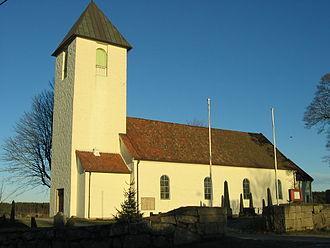 Borge, Østfold - Borge Church