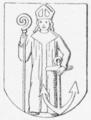 Bornholm Nørre Herreds våben 1584.png
