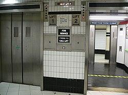 Ascensor wikipedia la enciclopedia libre for Garage mitsubishi paris
