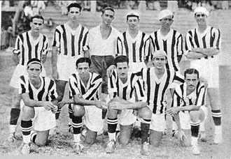 Botafogo de Futebol e Regatas - In 1930 Botafogo won its 4th Carioca title.