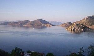 Bozburun - Image: Bozburun Bay Turkey