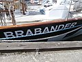 Brabander Name Sign Port of Tallinn 18 July 2017.jpg