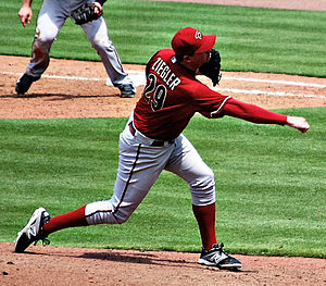 Brad Ziegler on July 6, 2014.jpg