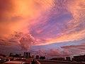 Brasília's sky, capital of Brazil byCrissFaiya.jpg