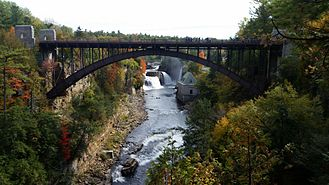 Ausable Chasm New York Wikipedia