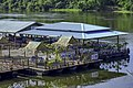 Bridge on the River Kwai - floating market 4.JPG