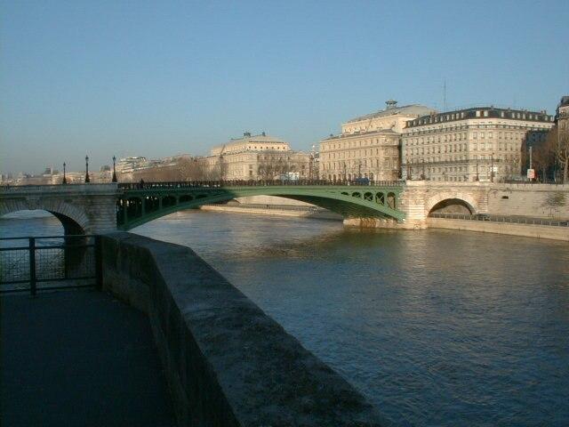 Bridge over seine bs