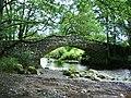 Bridge over the River Derwent at Longthwaite Farm - geograph.org.uk - 555719.jpg