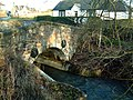 Bridge over the burn - geograph.org.uk - 105794.jpg