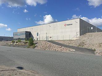 Brightstar Corporation - A Brightstar Warehouse in Sweden