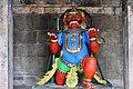 Brihadishwara Temple, Dedicated to Shiva, built by Rajaraja I, completed in 1010, Thanjavur (121) (37466452922).jpg