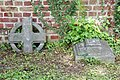 Broken headstones, Sturry churchyard, Kent - geograph.org.uk - 480741.jpg
