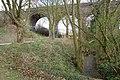 Brook near Stanway railway viaduct - geograph.org.uk - 750322.jpg