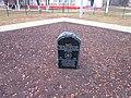 Brotherhood grave of Soviet soldiers in Kharkiv (82 burieds) (75).jpg