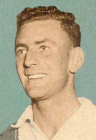 Bruce Dooland - Dooland c. 1948