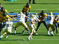 Bruins on offense at UCLA at Cal 2010-10-09 40.JPG