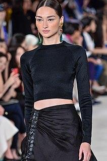 Bruna Tenório Brazilian model