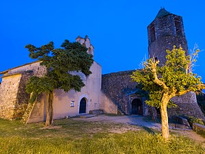 Brunyola - Church