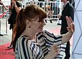 Bryce Dallas Howard at the world premiere of 50-50, TIFF 2011 (6928994179).jpg