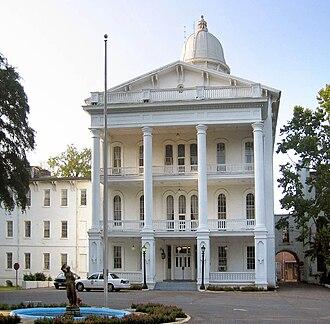 Bryce Hospital - Image: Bryce State Hospital Tuscaloosa Alabama USA
