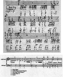 Hans Buchner German Renaissance composer