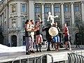 Bucuresti, Romania. BANCA COMERCIALA ROMANA. (Trupa de marionete, Germania)(B-II-m-A-18675)(3).jpg