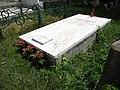 Bucuresti, Romania. Cimitirul Bellu Catolic. Mormantul lui Ludovic Mrazec. Mai 2018 (3).jpg