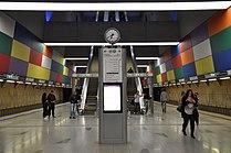 Budapest, metró 4, Móricz Zsigmond körtér, 23.jpg