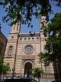 Budapest Große Synagoge Fassade 6.JPG