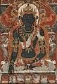 Buddha Akshobhya from Tibetan thangka.jpg