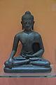 Buddha in Bhumisparsha Mudra - Bronze - ca 8th-9th Century CE - Jhewari Chittagong - ACCN 8145-A24344 - Indian Museum - Kolkata 2016-03-06 1716.JPG