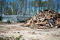 Building A demolition Chilliwack North-8 (26108635981).jpg