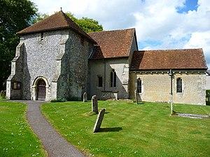 Bulford - Parish church