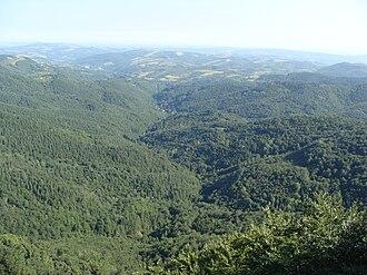 Bulgarka Nature Park - Image: Bulgarka 1