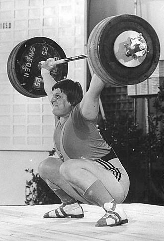Leonid Taranenko - Taranenko in 1986.