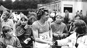 Marita Koch - Marita Koch in Berlin, August 21, 1986