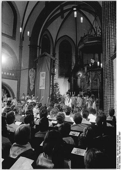 Evangelischer Kirchentag