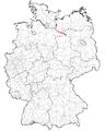 Bundesstraße 195 Verlauf.png