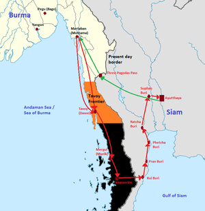 Burmese-siamese-war-1759-1760