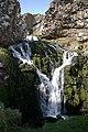 Burn of Muchalls Waterfall - geograph.org.uk - 957152.jpg