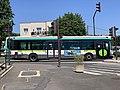 Bus RATP Ligne 249 Avenue John Fitzgerald Kennedy Bourget 2.jpg