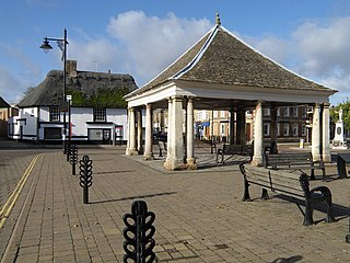 Whittlesey Fenland market town in Cambridgeshire in England